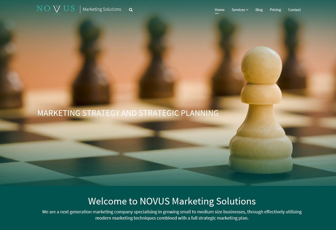 Novus Marketing Solutions